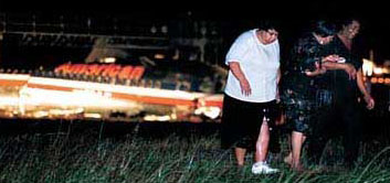 American Airline Flight 1420 Crash 6 2 1999 Photo Gallery